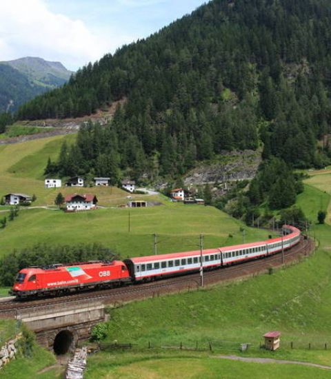Treno Monaco di Baviera - Cesena