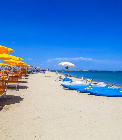 PRIMAVERA E PENTECOSTE al Silver spiaggia inclusa